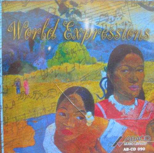 1-Chris Wells-World Expressions