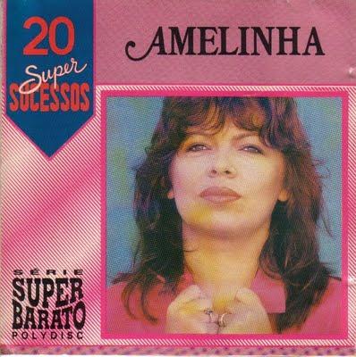2- Amelinha - 20 super sucessos