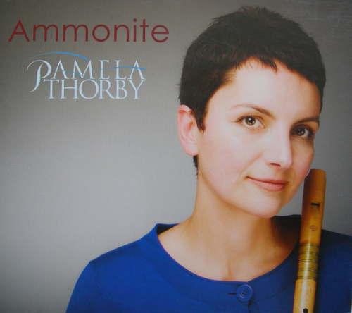 Pamela Thorby-Ammonite